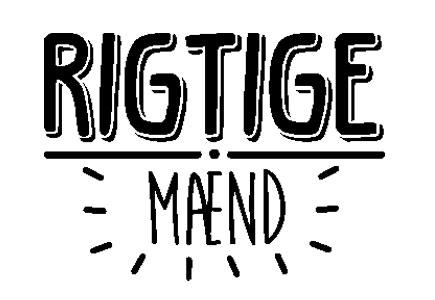 Rigtige mænd logo