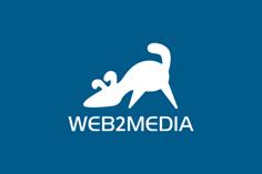Web2Media logo